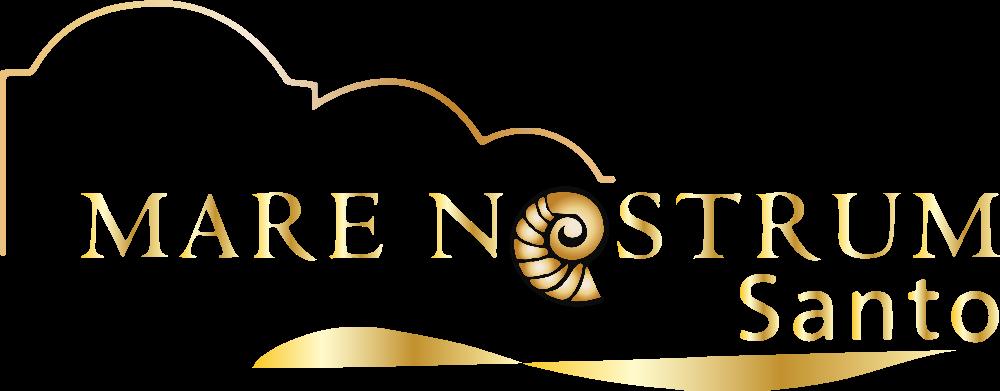 Mare Nostrum Santo Logo